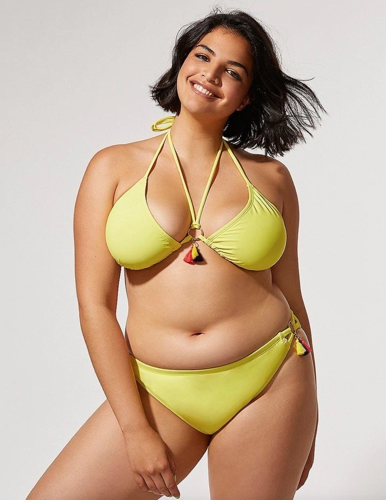 bb59aab2e1ed6 27 Sexy Plus Size Swimsuits for Your Romantic Beach Vacation in 2019 ...