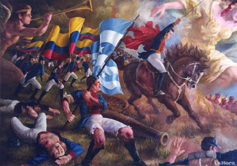 Batalla De Pichincha 24 De Mayo De 1822 Batalla Que Sella La Independencia Del Poder Español Real Audiencia De Quito Por One Day Tour Quito Quito Ecuador