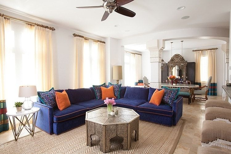 15 Beautiful Moroccan-Themed Spaces That'll Inspire You