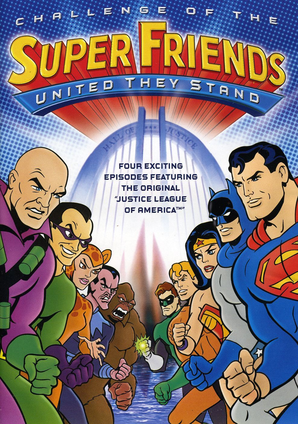 DC Comics Challenge of the Superfriends: United They Stand