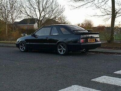 FORD SIERRA XR4i 1983 BLACK V6 | eBay