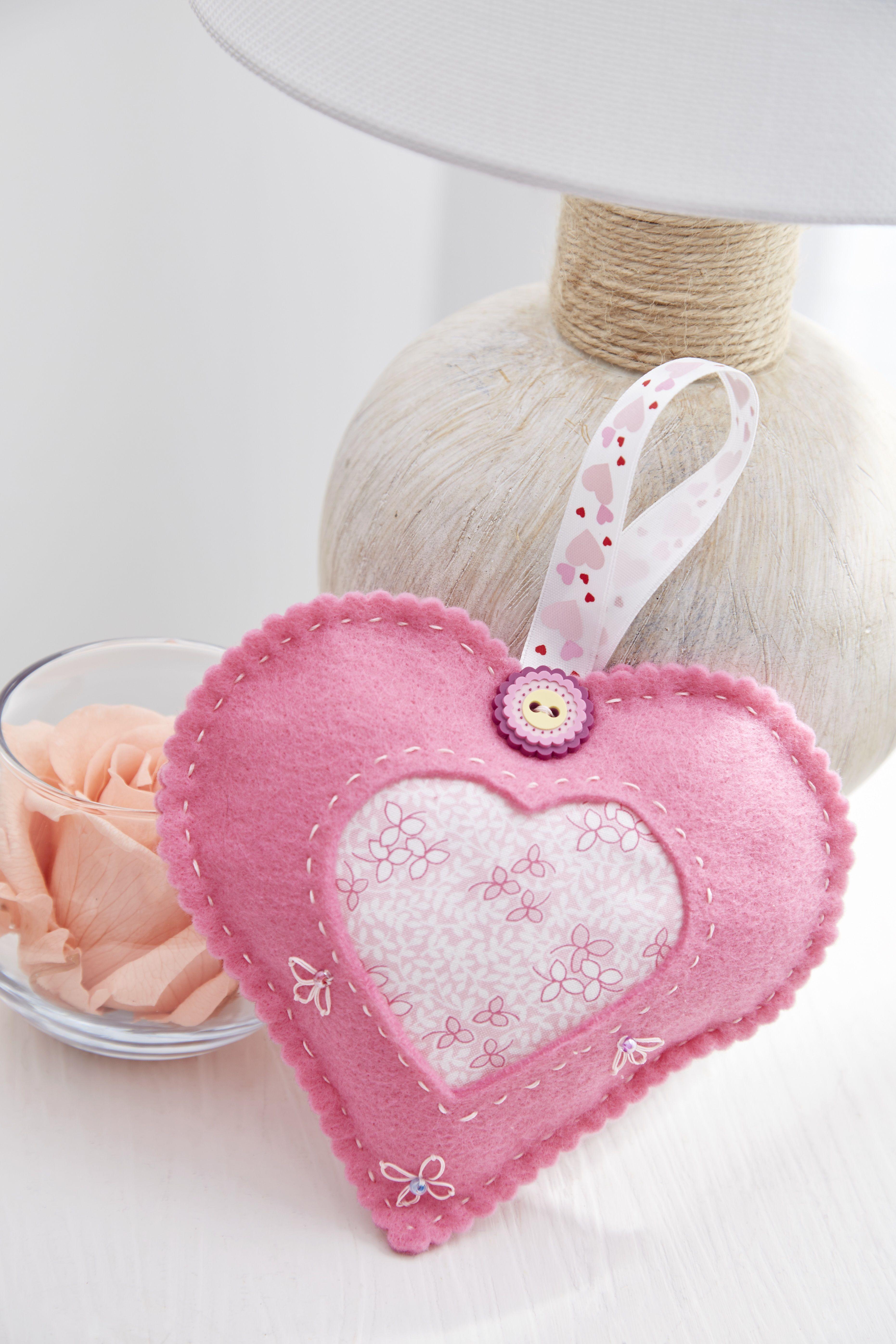 Valentine Heart Sachet
