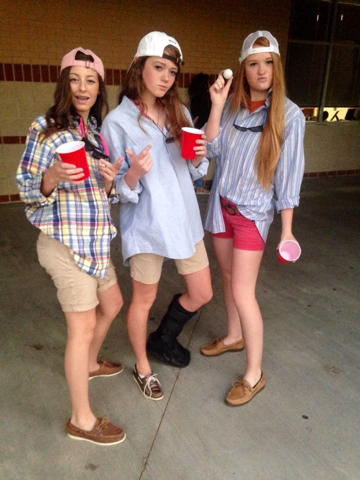 So Me And My Friends Were Frat Boys This Halloween Prep