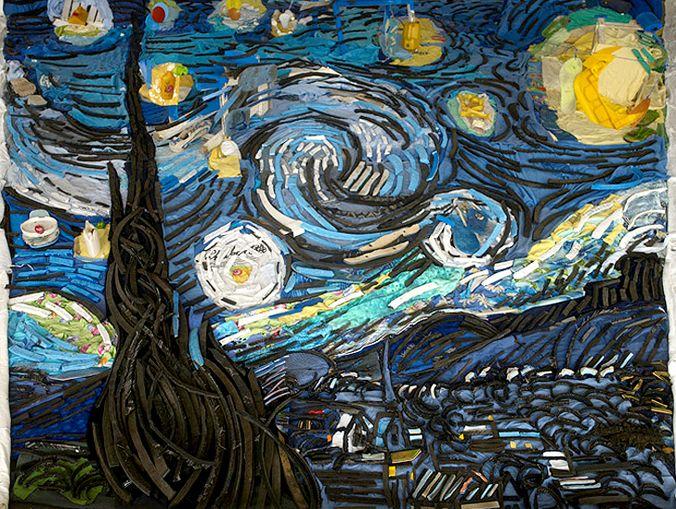 7 Ideas De La Noche Estrellada Noche Estrellada Van Gogh Artistas