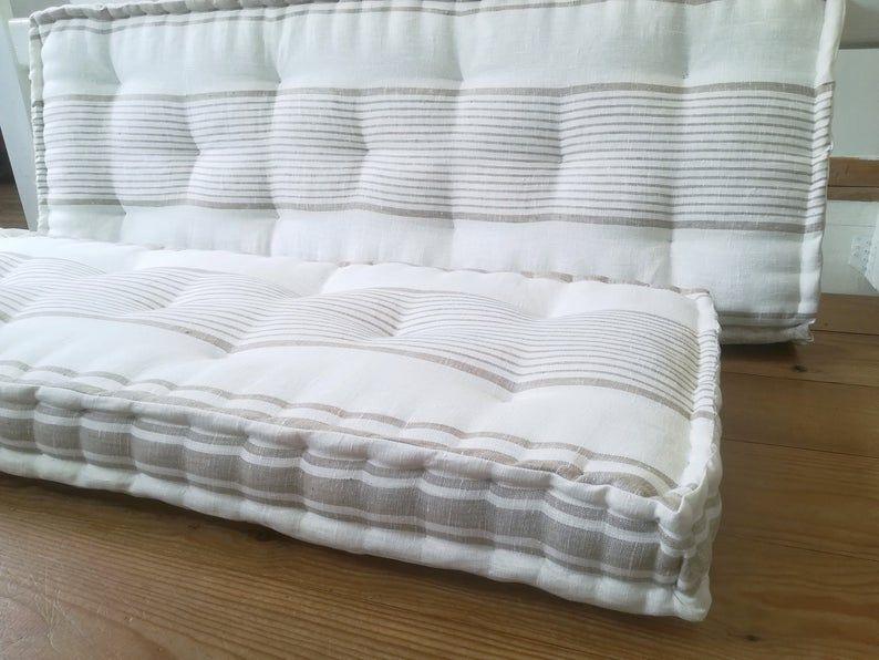 How To Make A Tufted French Mattress Cushion In 2020 French Mattress Cushion French Mattress Mattress Cushion