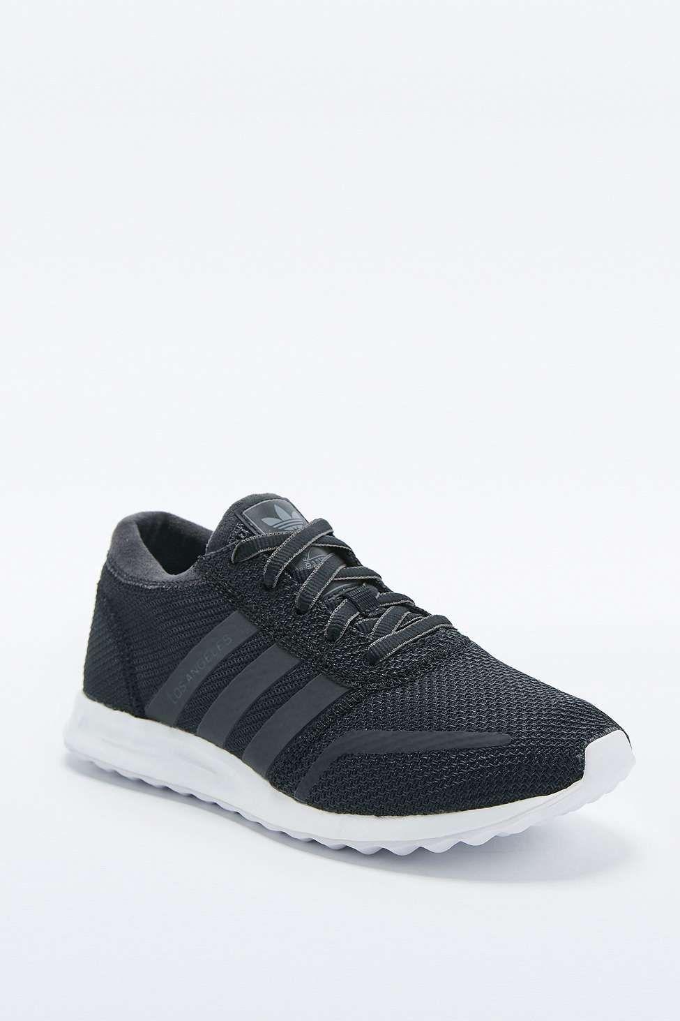 Los Freitag Männer Schuh Angeles Schwarzer 'schwarz' Adidas