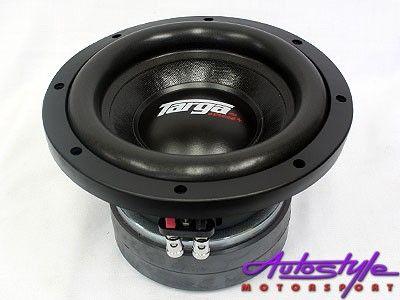 "Targa 8"" 500rms x 2 Dual Voice Coil Subwoofer Car audio"