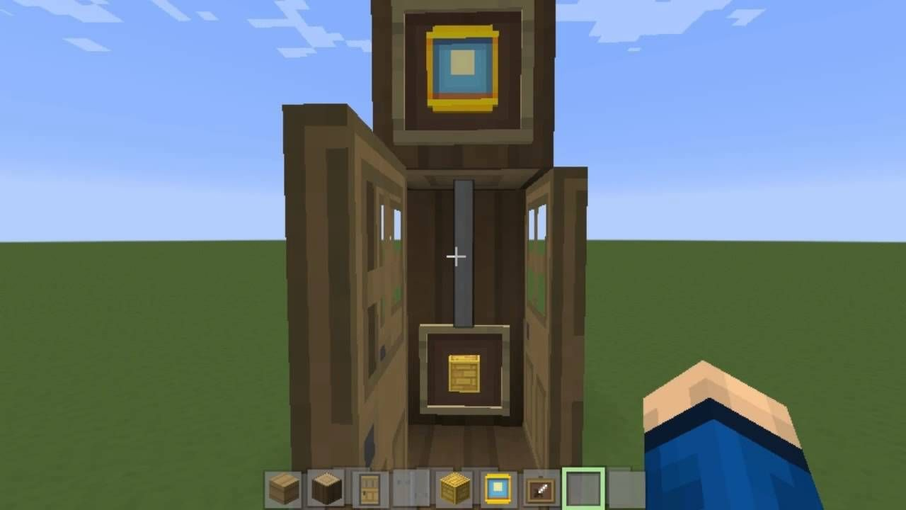 New Minecraft decorations video with 6 cool decorations ...