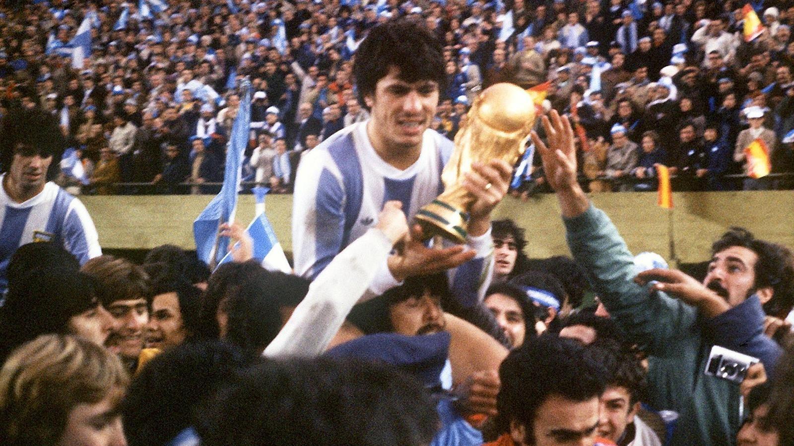 coupe du monde 1978 daniel passarella