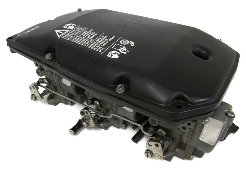 Johnson Evinrude Carburetor Intake Assembly 1989-90 60HP #0432666