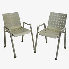 Landi Chairs Von Hans Coray Fur Mewa 2er Set Jetzt Bestellen Unter