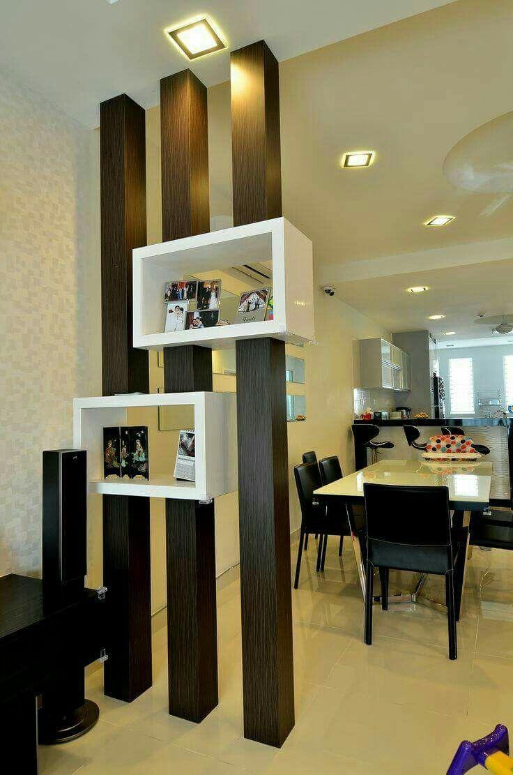 Living Room Foyer Divider Living Room Partition Room Partition
