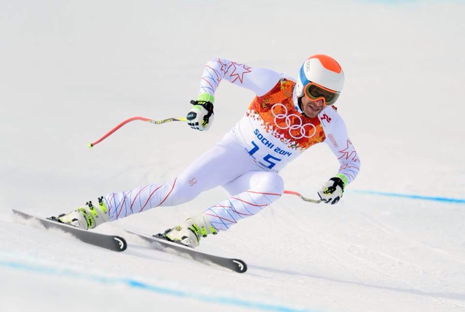Wish Bode Miller had not failed to medal in the Men's Super Combined Final at Sochi 2014 Olympics. Great competitor - great skier.