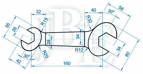 Autocad Para Todos 100 Practico Ejercicios Propuestos Intermedios De Autocad Del 1 Al 5 Ejercicios De Dibujo Dibujos En Autocad Tecnicas De Dibujo