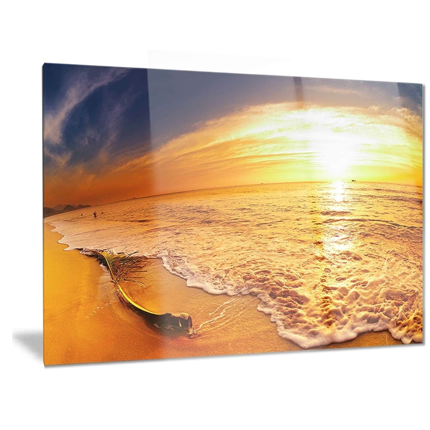 Delighted Tropical Metal Wall Art Gallery - The Wall Art Decorations ...