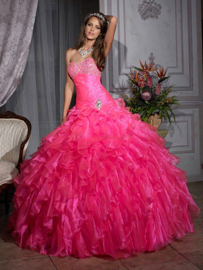 Long pink wedding dresses dresscab pink wedding dress