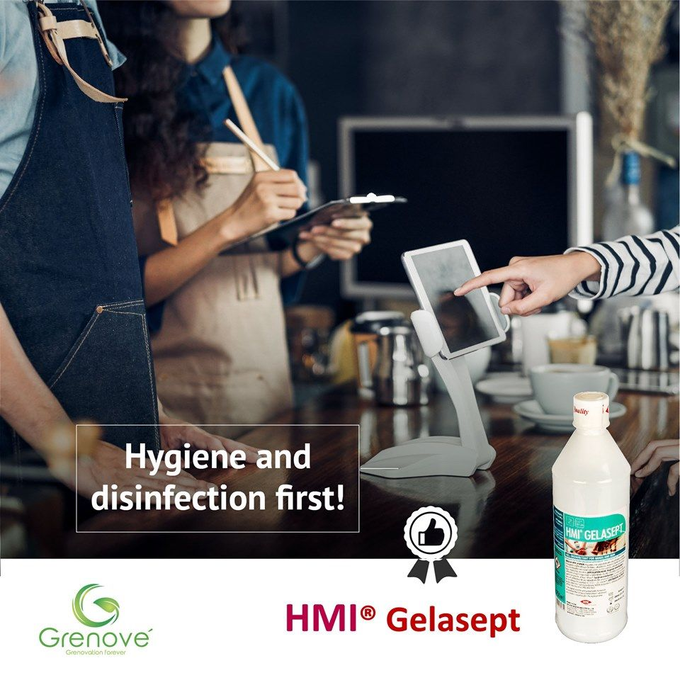 Hand Disinfectant Gel Hygienic Surgical Disinfection Of Hands