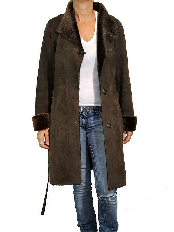 comprar nuevo seleccione original proporcionar un montón de Abrigos en piel de cordero | ABRIGOS en 2019 | Abrigos ...