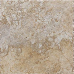 Cerdomus Tile   Denver Stone Beige 13x13 Porcelain Tile (M Bathroom Floor  Tile)