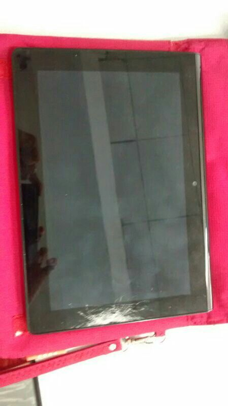 Se rompió la pantalla. Ouch!