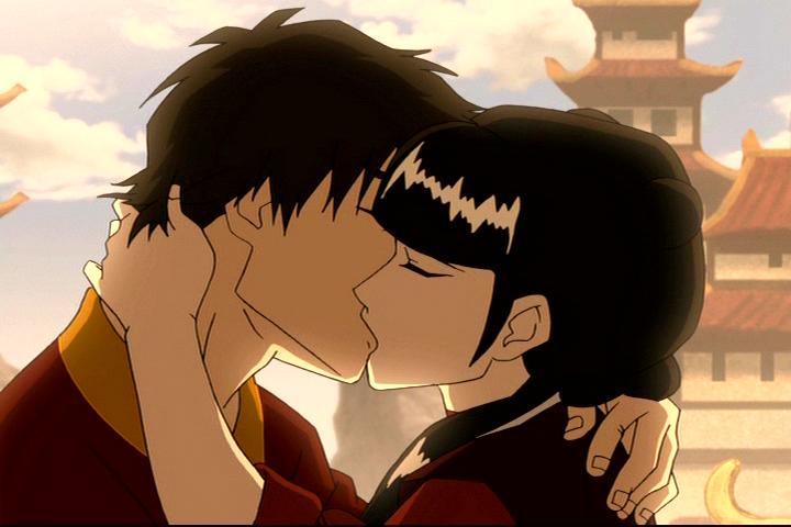 Zuko and Mai were meant for each other. Avatar Zuko