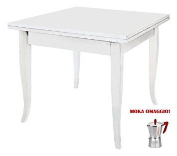 Risultati immagini per tavolo cucina bianco stile shabby | idee ...