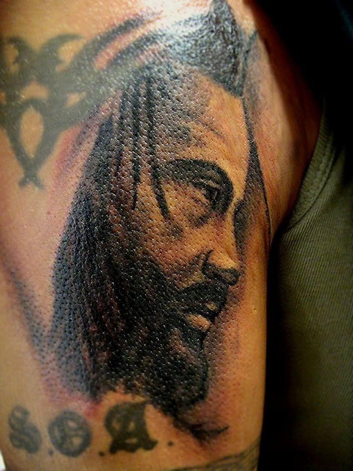 portrait tattoo Portrait, Portrait tattoo, Tattoos