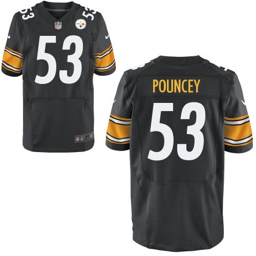 explore pittsburgh steelers jerseys nfl jerseys and more nike steelers 53 maurkice pouncey black tea
