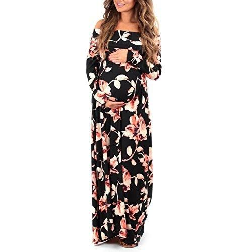 f862433b5d8 Women s Cowl Neck and Over The Shoulder Ruched Maternity and Nursing Dress  by Mother Bee - Made in USA (Extra Large