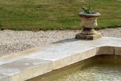 Margelle Piscine Pierre  Piscine    Provence Pool