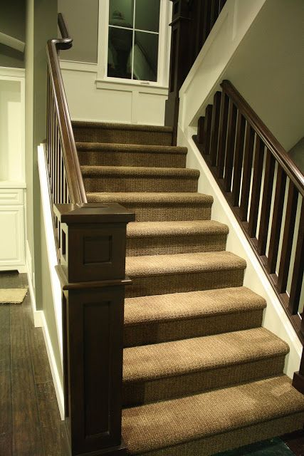 Best The Build Carpet Stairs Stair Well House 640 x 480