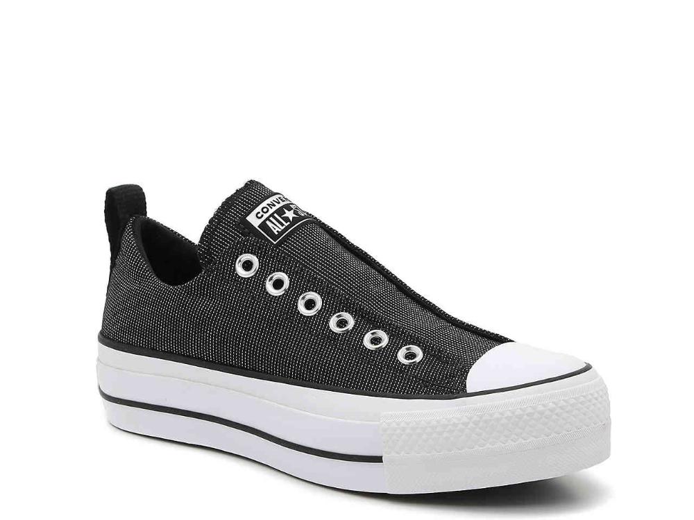 Star Lift Platform Slip-On Sneaker