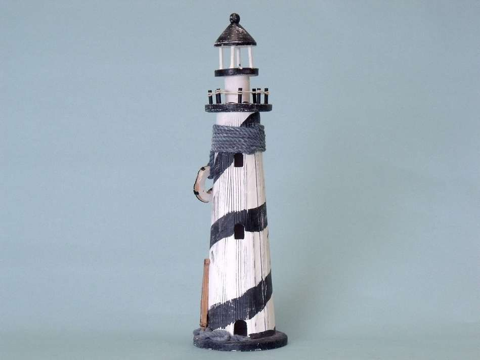 Sailboat Wooden Lighthouse Table Centerpiece By SunsetWeddingDecor, $29.99