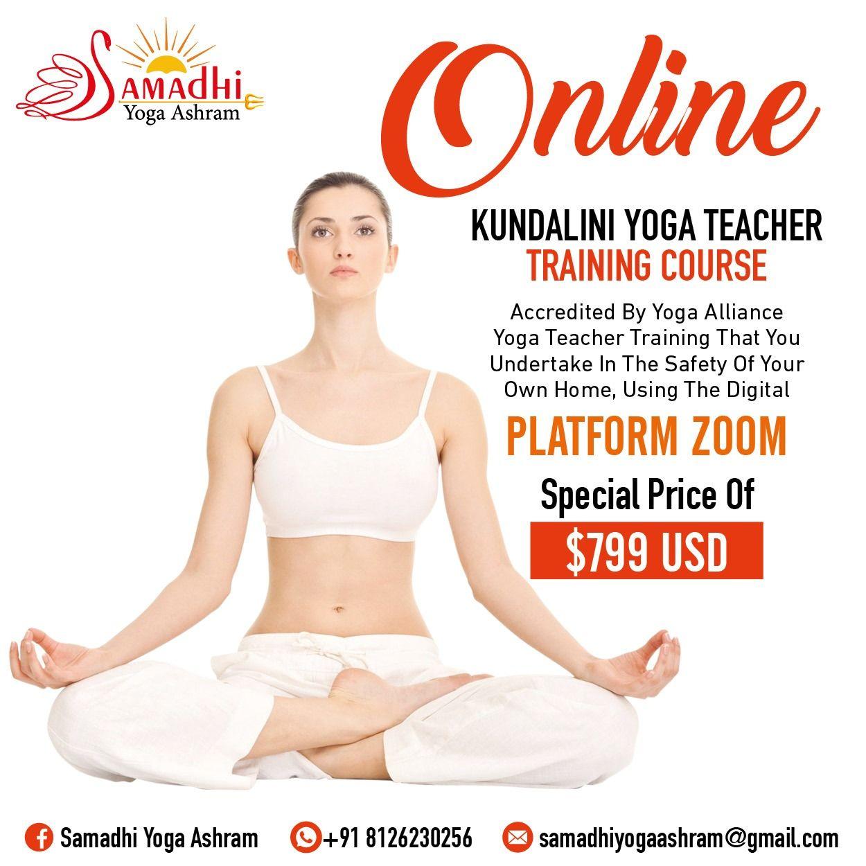 Pin On Online Yoga Teacher Training