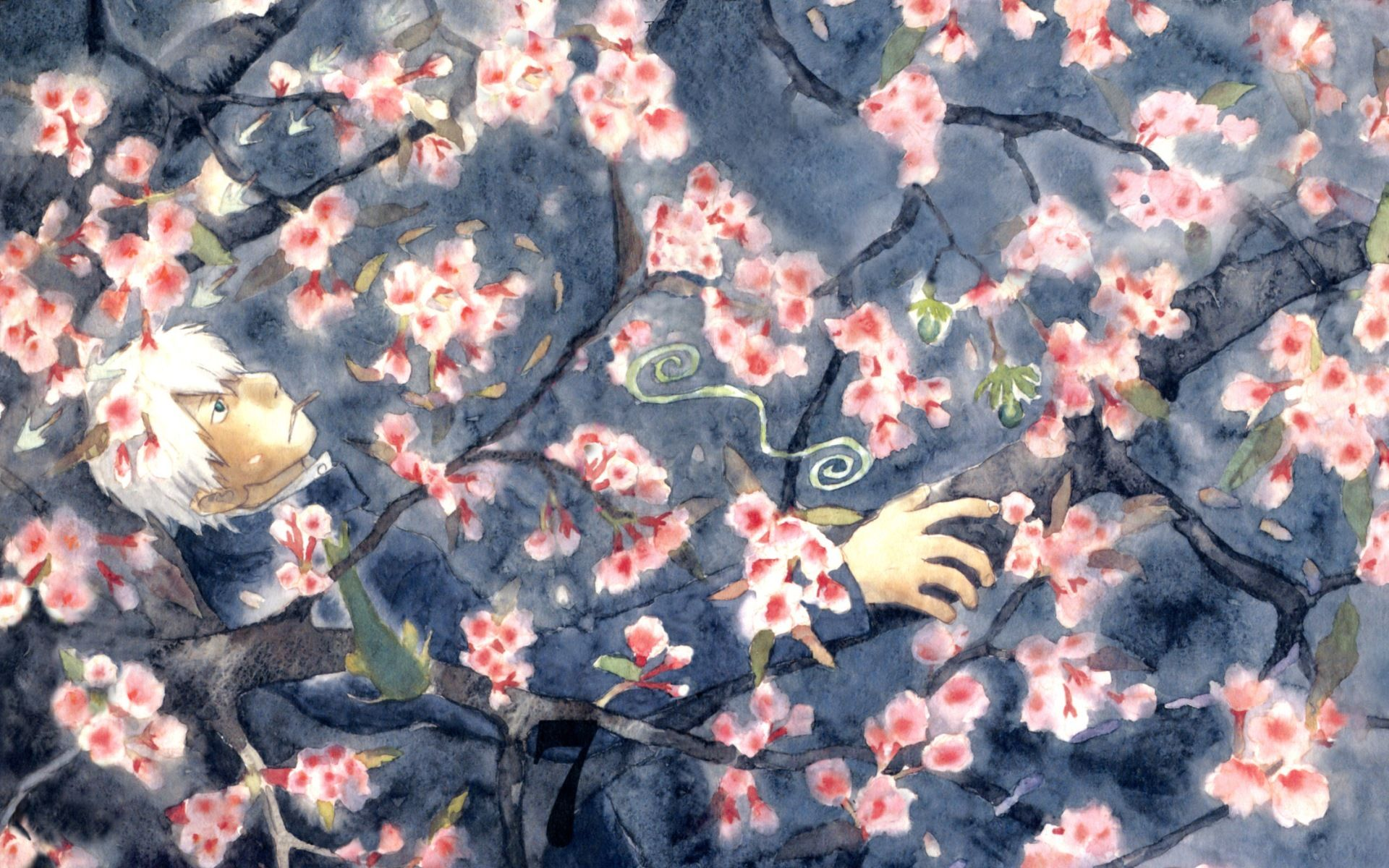 Mushishi Wallpapers Geeky art, Anime, Anime images