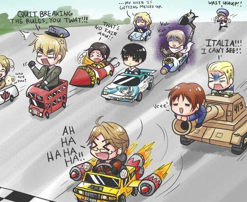 Imagen de hetalia and anime