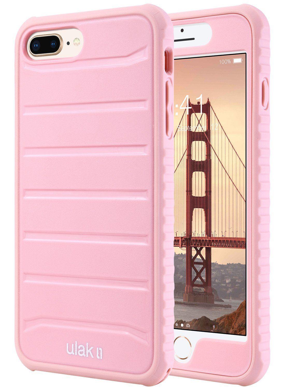 sports shoes 2be4f 99914 Amazon.com: iPhone 8 Plus Case, iPhone 7 Plus Case, ULAK Slim ...
