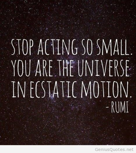 Universe Quotes | Universe Quote With Wallpaper Quotes Pinterest Rumi Quotes