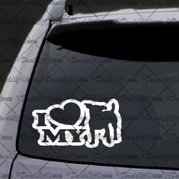 BLUETICK COONHOUND Silhouette cut vinyl decal #1 car truck window Dog Sticker