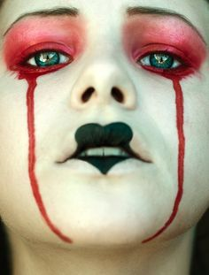 queen of hearts makeup - Google Search                                                                                                                                                                                 More