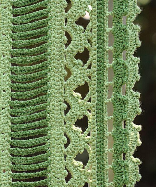 Dryad Scarf pattern by Alla Koval | Decoración hogar, Hogar y Decoración