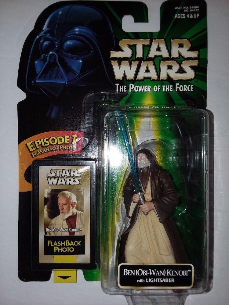 "3.75/"" Star Wars Series Darth  Vader  Obi-Wan Kenobi  Action Figure Toy"