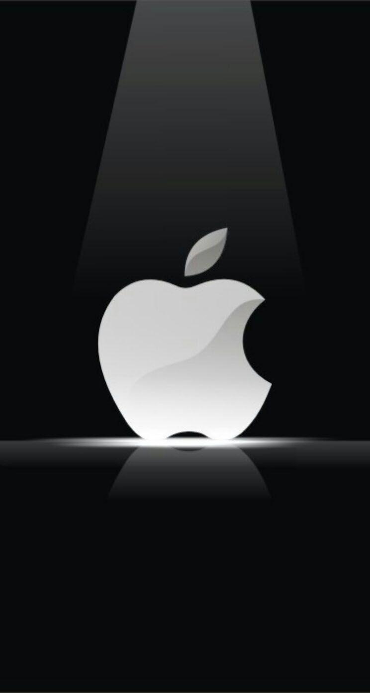 Appleのロゴマーク Fond Ecran Ecran