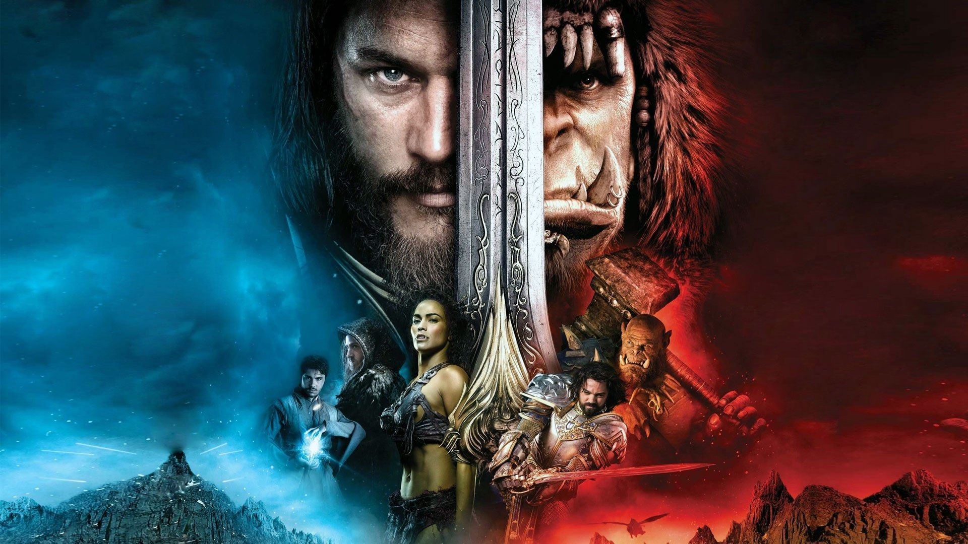 1920x1080 Warcraft Full Hd Wallpapers New Movie Wallpapers Warcraft Movie Warcraft Movie Characters