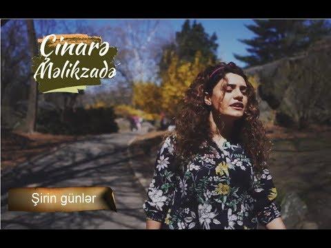 Cinare Melikzade Sirin Gunler Youtube Sarkicilar Entertainment Youtube