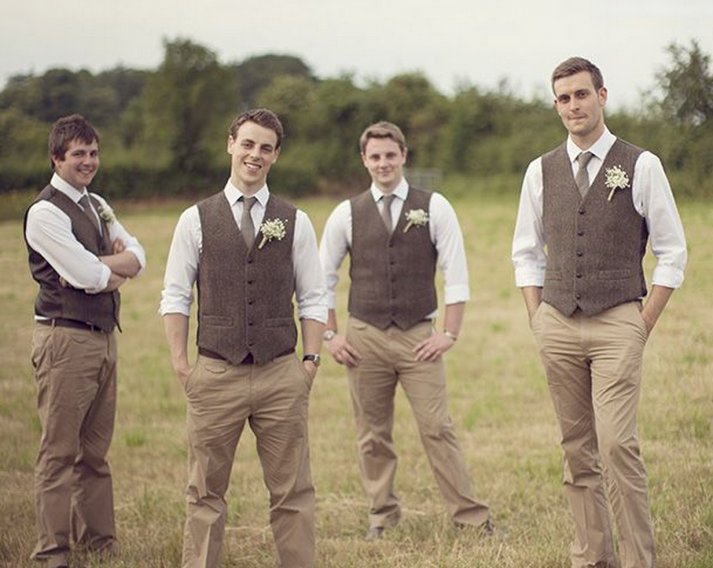 Ideas For Bridesmaid And Groomsmen Attire At A Second