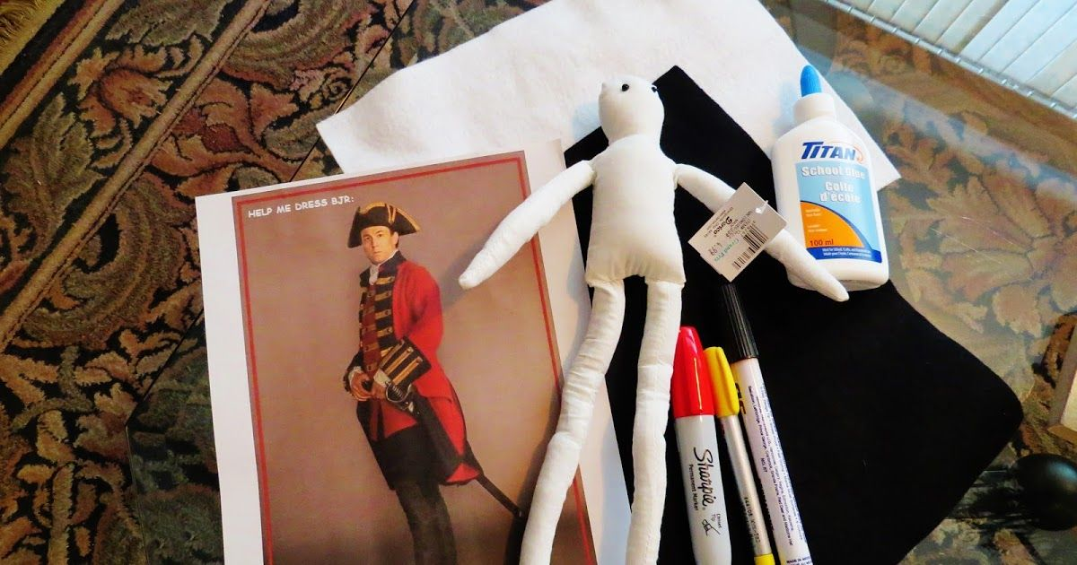 PARCA'S CHOSEN: OUTLANDER: PROJECT BLACK JACK RANDALL VOODOO DOLL (when you have an hour and a villain to kill)