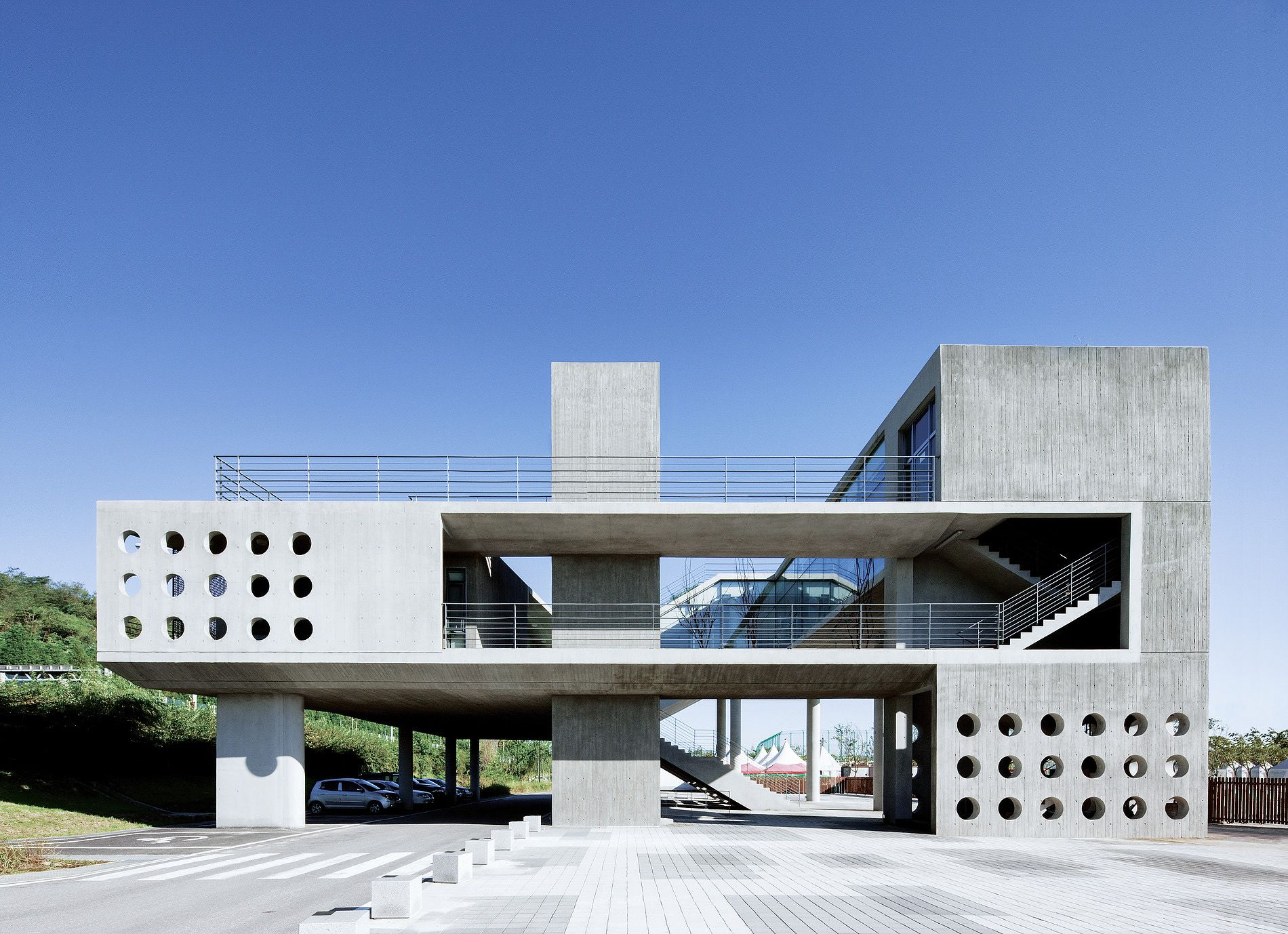 idmm architects hangang guardians a