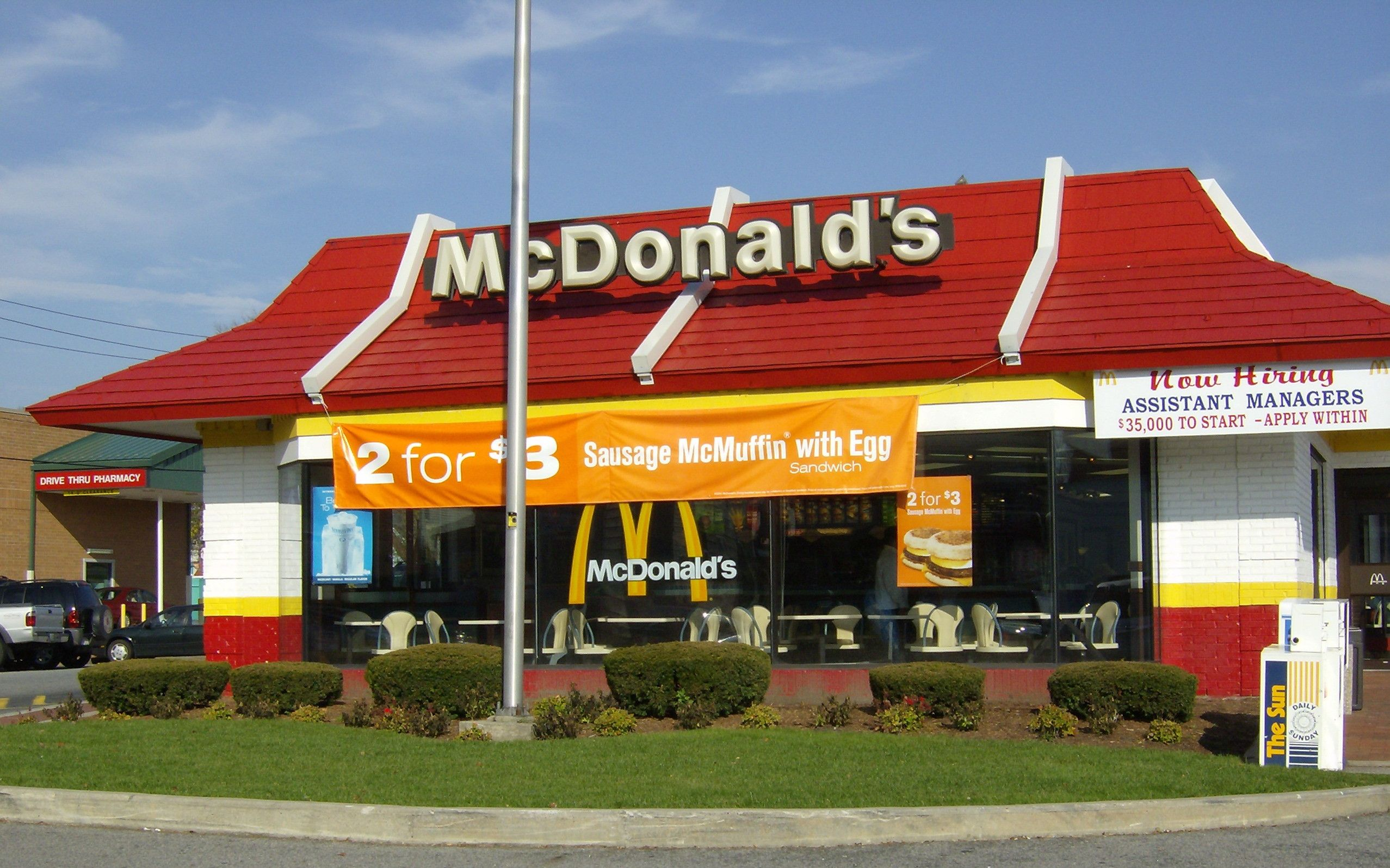 How Much Does Mcdonald S Pay In Los Angeles Ca Indeed Com