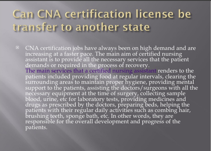 cool how to get a cna license | complete guide to online